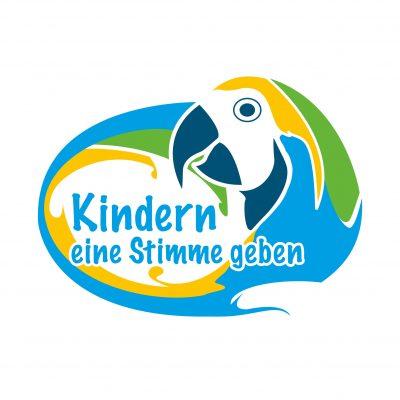 Logo Kindern eine Stimme geben